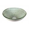 Legion furniture Glass Sink Bowl, Salt And Pepper