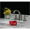 Legion furniture Upc Faucet With Drain, Brushed Nickel