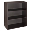 Tvilum Prima 2 Shelf Bookcase, Coffee