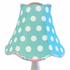 My Baby Sam Pixie Baby in Aqua Lamp Shade/Base