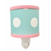 Pixie Baby in Aqua Night Light