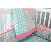 Pixie Baby in Aqua 3pc Set (sheet, skirt, blanket)