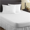 Aromatherapy Total Encasement Mattress Protector TWIN XL, White
