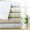 Elements Premium Bamboo Sheet Set FULL, White
