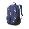 SwissGear Backpack, Navy Latitude/ Track Print