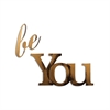 Letter2Word Be You Wall Decor