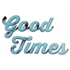 Letter2Word Good Times Wall Décor