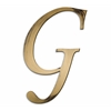 Letter2Word Individual Script Letters Wall Decor, Letter G