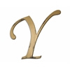 Individual Script Letters Wall Decor, Letter Y