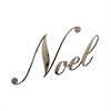 Letter2Word Script Noel Wall Decor