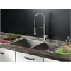 RVC1342 Stainless Steel Kitchen Sink and Stainless Steel Faucet Set