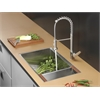 RVC1372 Stainless Steel Kitchen Sink and Stainless Steel Faucet Set