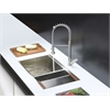 RVC1382 Stainless Steel Kitchen Sink and Stainless Steel Faucet Set