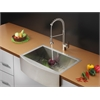 RVC1422 Stainless Steel Kitchen Sink and Stainless Steel Faucet Set