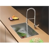 Ruvati RVC1602 Stainless Steel Kitchen Sink and Stainless Steel Faucet Set