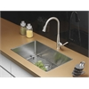 RVC2300 Stainless Steel Kitchen Sink and Stainless Steel Faucet Set