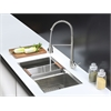 RVC2388 Stainless Steel Kitchen Sink and Stainless Steel Faucet Set