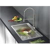 RVC2397 Stainless Steel Kitchen Sink and Stainless Steel Faucet Set