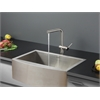RVC2425 Stainless Steel Kitchen Sink and Stainless Steel Faucet Set