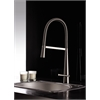 Ruvati RVC2554 Stainless Steel Kitchen Sink and Stainless Steel Faucet Set