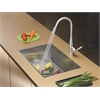 RVC2600 Stainless Steel Kitchen Sink and Stainless Steel Faucet Set