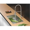 RVC2608 Stainless Steel Kitchen Sink and Stainless Steel Faucet Set