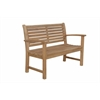 "Anderson Teak Victoria 48"" 2-Seater Bench"