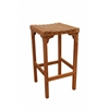 Montego Backless Bar Chair