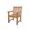 Anderson Teak Classic Dining Armchair