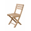 Anderson Teak Alabama Folding Chair, Set of 2