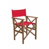 Director Folding Armchair w/ Canvas, Set of 2