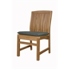 Anderson Teak Chatsworth Dining Non-Stackable Chair