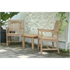 Bahama Chairs and Side Table 3 Piece Set