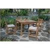 "Anderson Teak Montage 42"" Square Table"