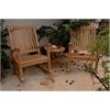 Bahama Chairs and Side Table Round 3 Piece Set