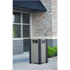 32 Gal. Gray Ridgeview Receptacle