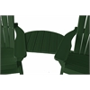 Frog Furnishings Green Basic Tete a Tete