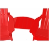Frog Furnishings Red Basic Tete a Tete