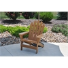 Frog Furnishings Cedar Cape Cod Chair