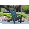 Frog Furnishings Green Seaside Chair