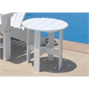Frog Furnishings White Side Table