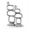 Modern Day Accents Aros SM Abstract C/holders - Set of 2