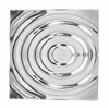 Modern Day Accents Onda SM Rippled Wall Tile