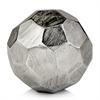 Facetado Silver Sphere