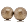 Hilos MD Brown Sphere/4in - Set of 2