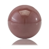 "Modern Day Accents Bola Marsala Sphere/3""D"