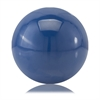 "Modern Day Accents Bola Classic Blue Sphere/3""D"