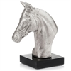 Semental Stallion Bust on Bone Base