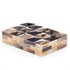 Modern Day Accents Granito Mosaic Horn Box
