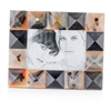 Granito Mosaic Horn 5x7 Photo Frame